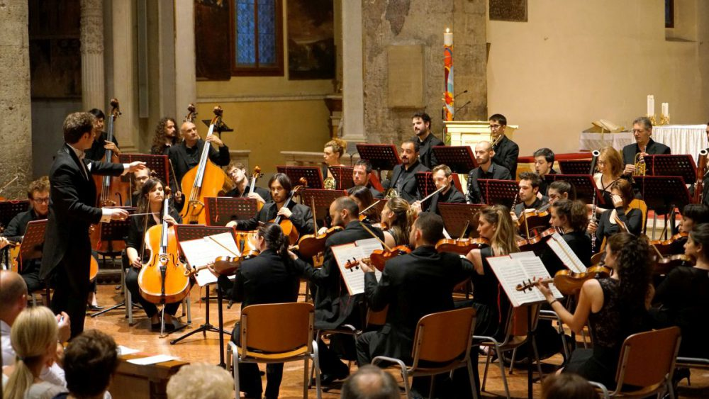 La Filarmonica del Festival in San Francesco web